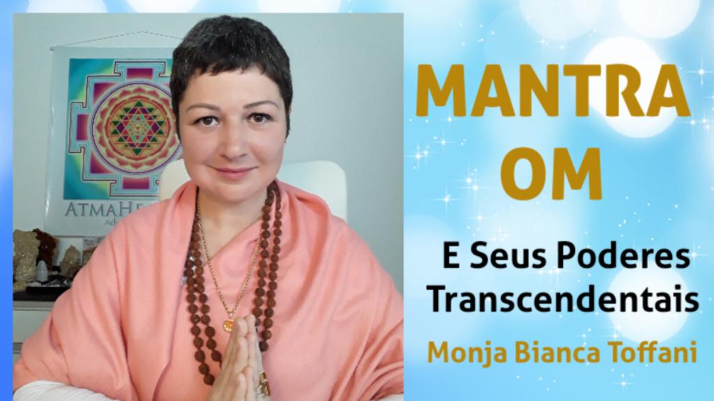 Monja Bianca Mantra OM